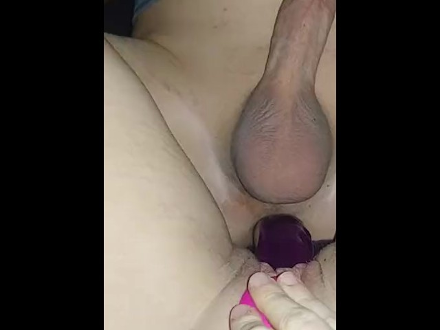 Big Tits Big Ass Dildo Solo