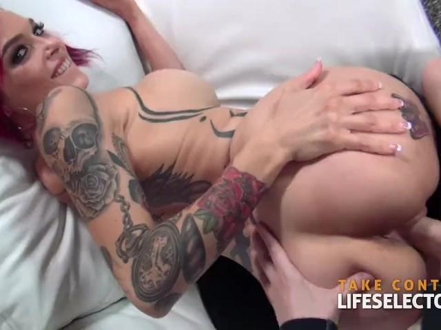 Anna Bell Peaks Bondage