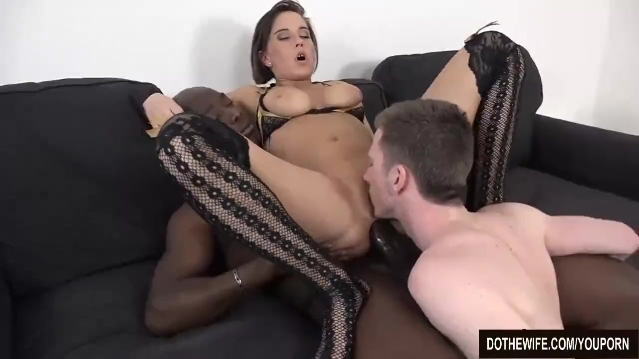 Wife swallowing fuck