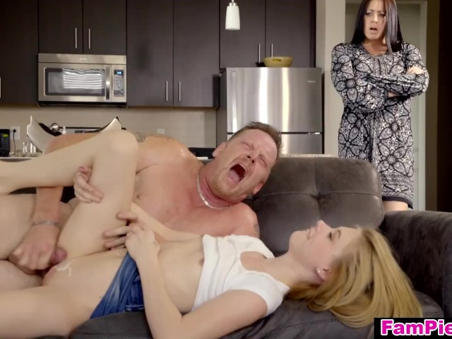 Step Daughter Seduces Daddy