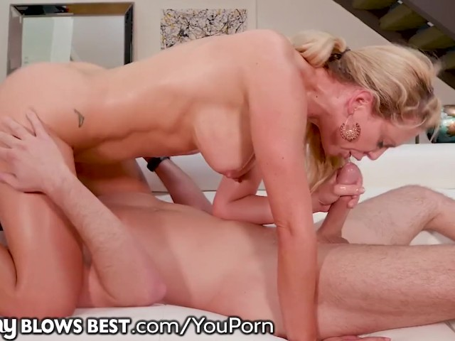 Step Son Fucks Mom Doing Yoga