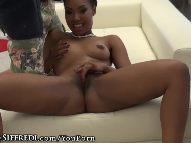 Tiny Ebony Teen Amateur