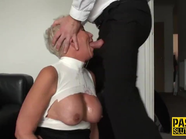 Teen Punished Face Fuck