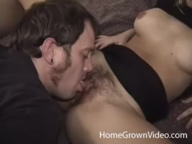 Hairy Amateur Girlfriend With Lactating Nipples Fucked ...
