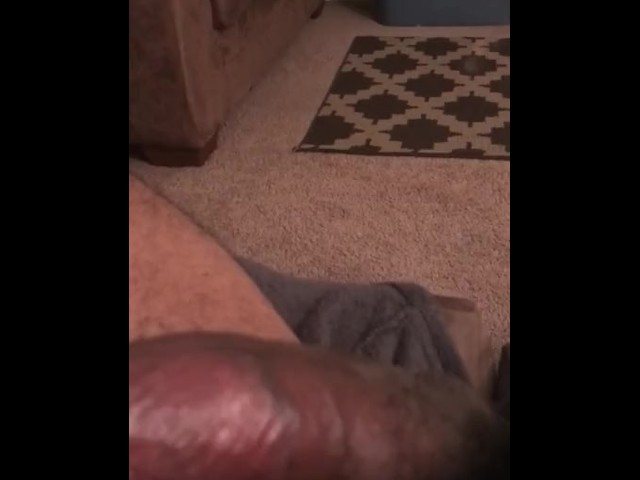 Guy Jerking Off Big Dick