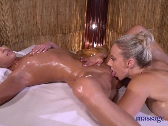 Big Tit Sucking Lesbian