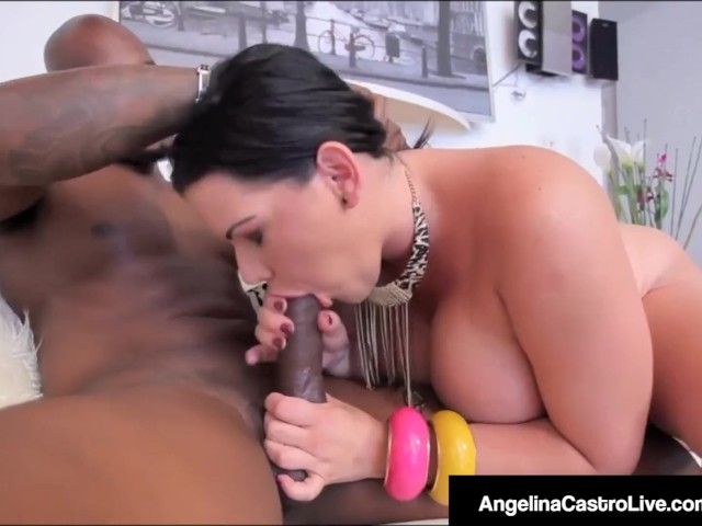 Amateur Riding Black Cock