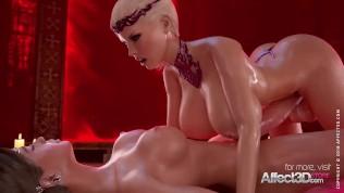 Futanari sex video
