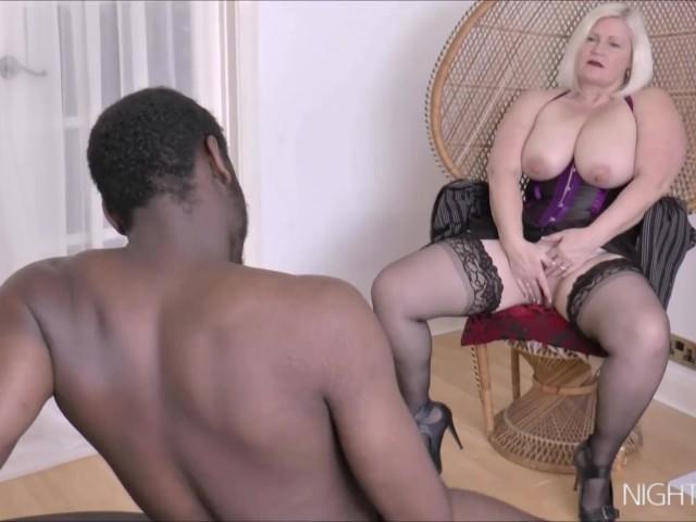 Black Guy Fucks Nerdy Girl