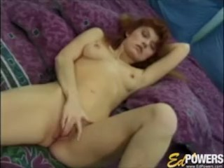 The Adult Video Experience – EDPOWERS – Redhead Fovea spitroasted before facial