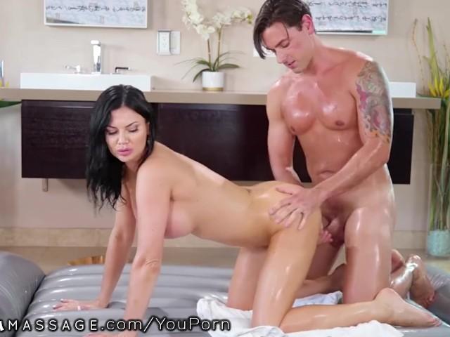 Jasmine jae massage