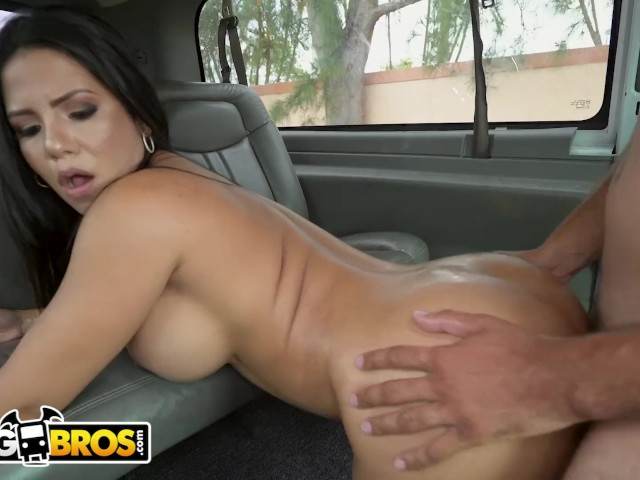 Big Ass Latina Anal Threesome