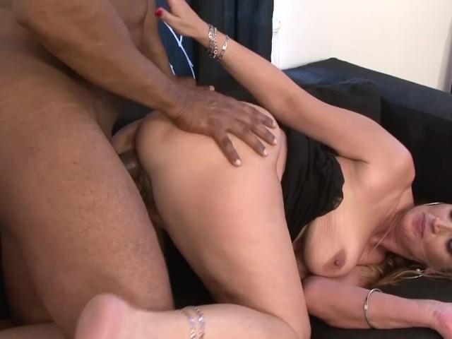 Big Tits Interracial Amateur