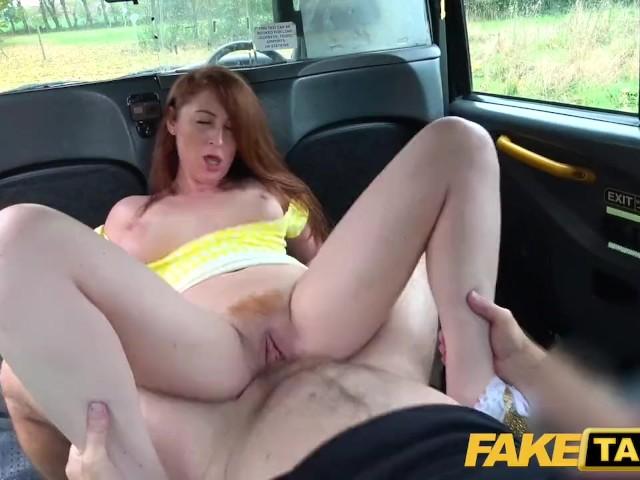 Fake taxi fuck