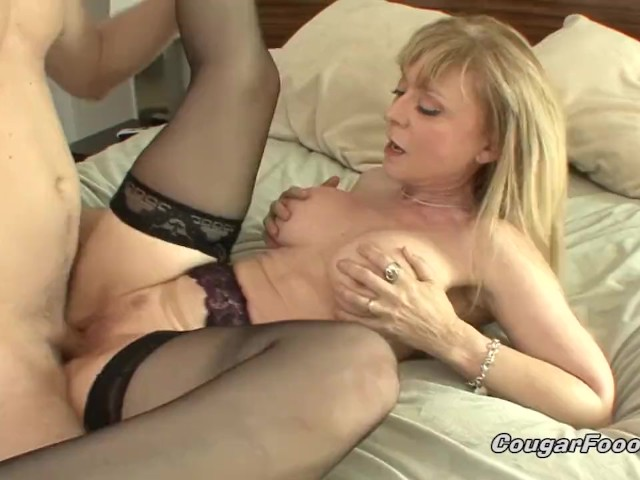 nina hartley having sex with an amateur