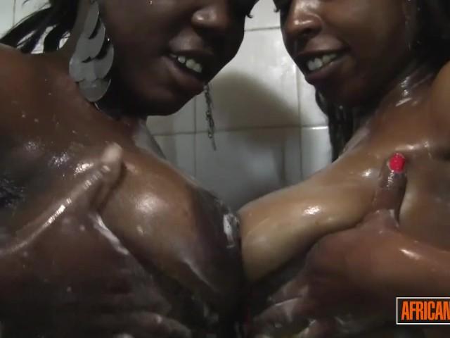 Ebony Lesbians Young Old