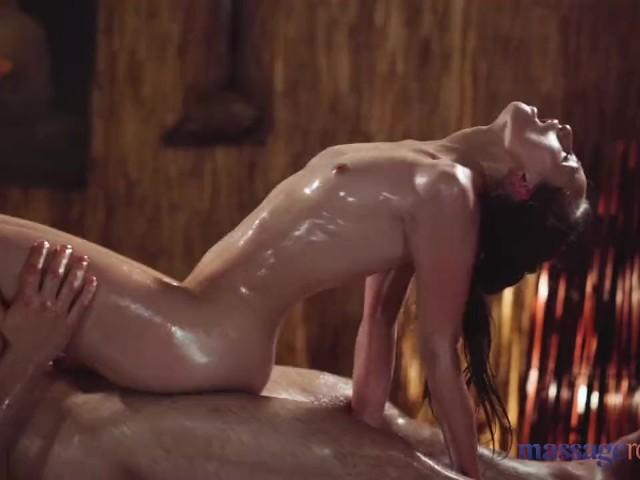 Massage rum med sex