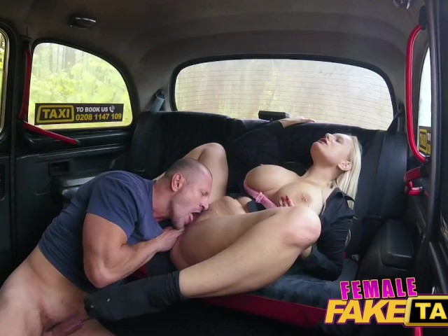 Female Fake Taxi Domination