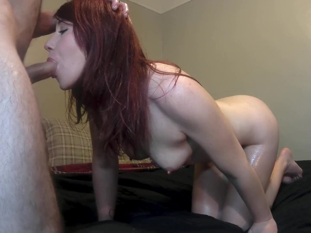 Amateur Pov Sloppy Blowjob