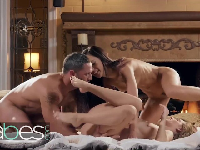 Passion Threesome Big Tits
