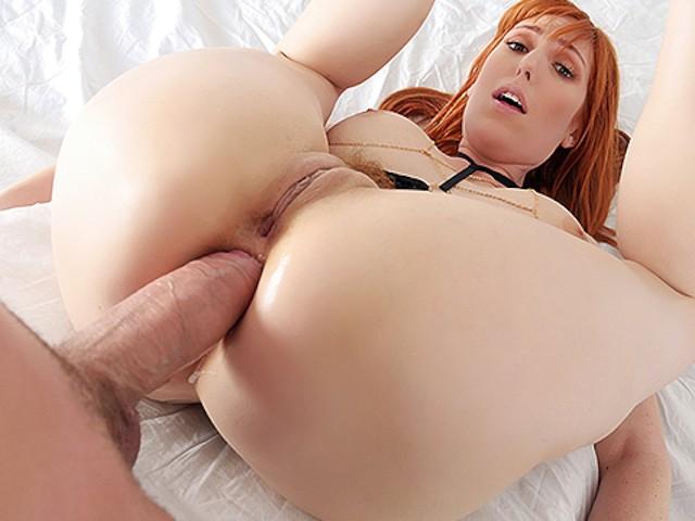 Big Ass Tits Riding Dildo