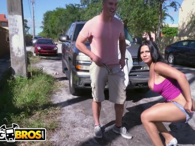 Big Ass Latina Pounded Bbc