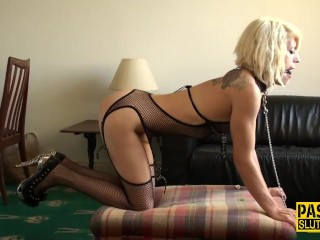 Spanked And Gagged Sub