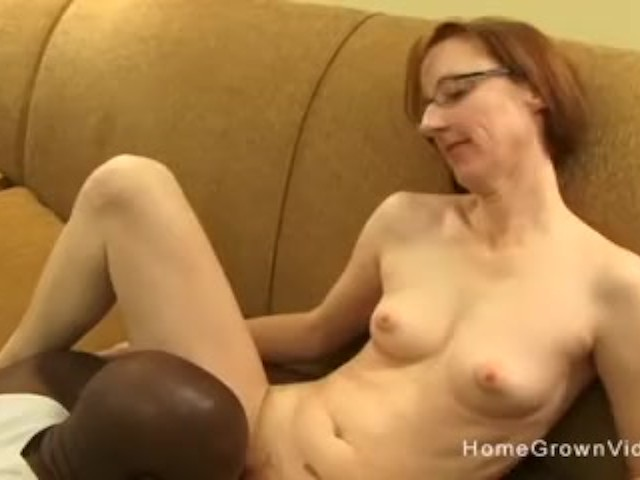 Wife Riding Big Black Cock