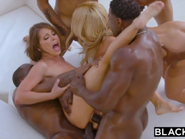Amateur Ebony Bbc Threesome