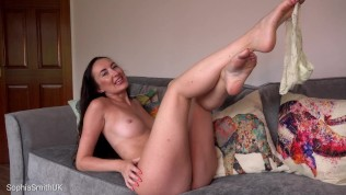 Jealous Step-Sister Teases You