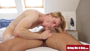Gay Porn Tube XXX  BRINGMEABOY Robbie Dane Spanked And Fucked By Muscular Daddy