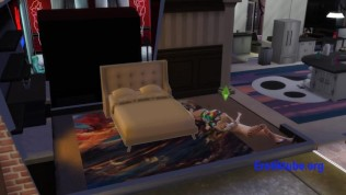 Pick a Sim Swingers Party Kamasutra Game Video #3