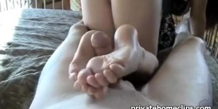 Outstanding Footjob Hclips Private Home Clips Mp4 Free Porn Videos Youporn
