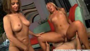 Rebecca bardoux threesome
