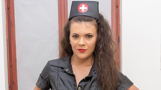 Sexy nurse charisma capelli makes her doctor cum - 3 part 3
