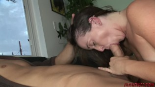 Frat party fuck fest slut load