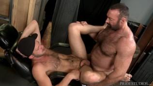 Big daddy bear porn