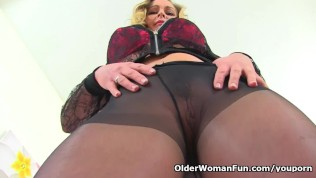 Pantyhose wives uk