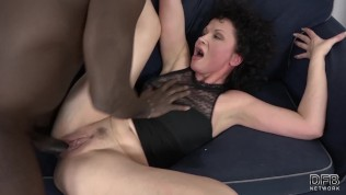 Vicky vette big cock