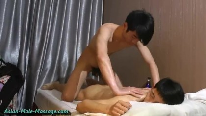 Real Gay Massage Video Series