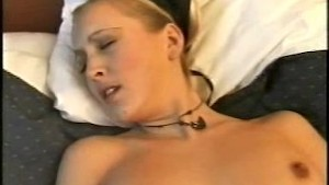Norwegian girl masturbating