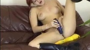 Daphne masturbating part 3
