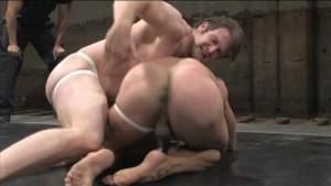 Mad hot mud wrestling!