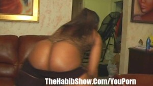 Bubble Butt Stripper fucked