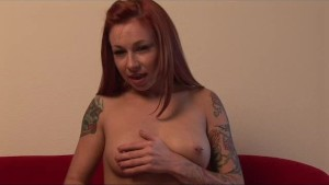 Scarlett Pain likes to play games