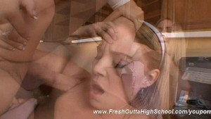 Tart Kelly SkylineGets Fucked & A Facial