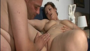 Horny girl takes a ride