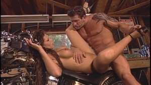 Ana Nova gets fucked by a biker