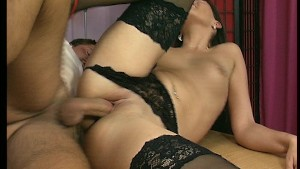 Hot German chick gets pounded