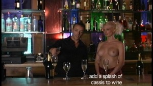 Quick look at topless barmaids PT.1/3
